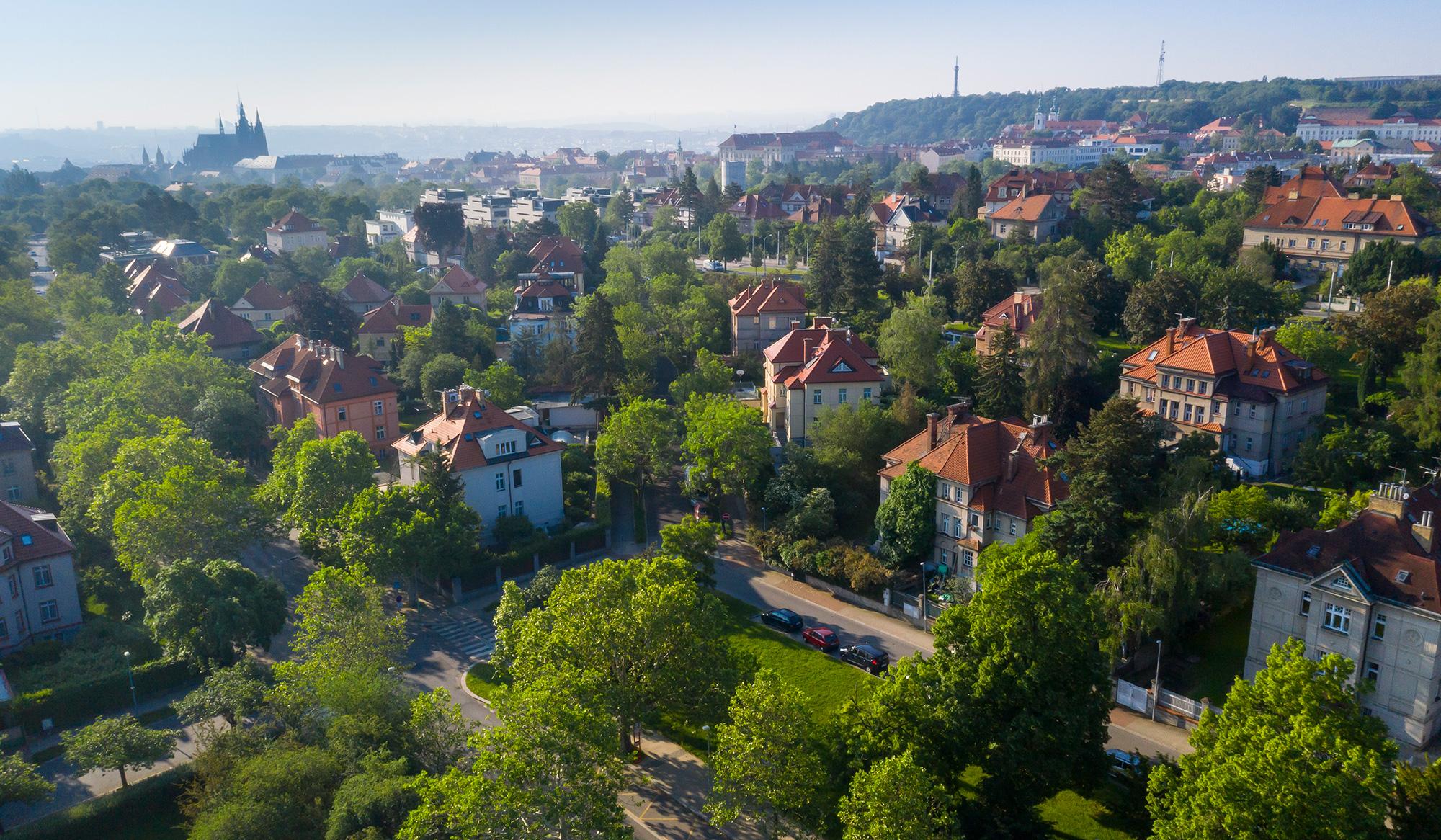 Prague 6 - Orechovka